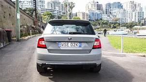 2017 Skoda Fabia Monte Carlo Review  CarAdvice