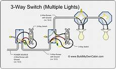 how to wire different lights and switches one circuit electrical diy chatroom home