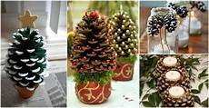 Home Decor Ideaswith Pine Cones by 40 Creative Pinecone Crafts For Your Decorations