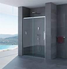 profili per doccia porta scorrevole per doccia a nicchia quot gaia quot profili in