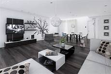 Black And White Themes And Decor
