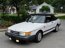 automobile air conditioning service 1988 saab 900 parking system find used 1988 saab 900 turbo convertible white automatic nice car look no reserve in green bay
