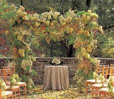 nature inspired ideas for fall weddings bridalguide