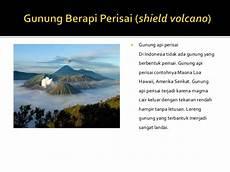 Gambar Tentang Vulkanisme Gunung Api Bagan Bentuk Erupsi