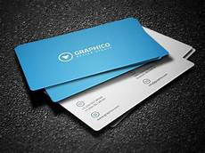 business card template blue 25 blue business card templates psd word ai free
