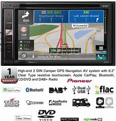 new pioneer avic f980dab c 2 din 6 2 cer gps bluetooth