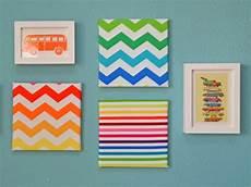 wandbilder aus stoff geschmeidereich diy kinderzimmer deko mit stoffbildern