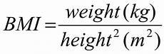 Mass Index International Baccalaureate Maths