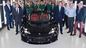 Lotus Evora  CAR Magazine