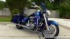 Harley Davidson King by Used 2013 Harley Davidson Cvo Road King Motorcycle For