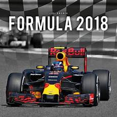 f1 kalender 2018 bol kalender formule 1 2018 30x30 cm