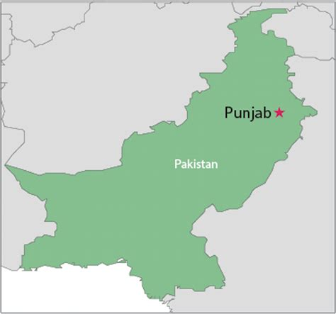 What Region Is Pakistan In