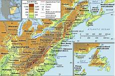 appalachian mountains definition map history facts britannica com