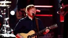 ed sheeran mit single l 228 ngste nummer eins seit 1990