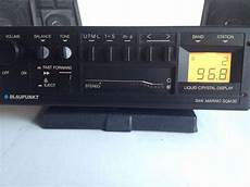blaupunkt san marino sqm 20 stereo radio cassette player