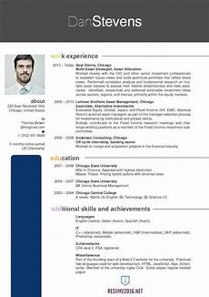 latest resume format 2016 hot resume format trends