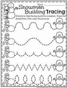 winter trace and count kidsparkz new activities for