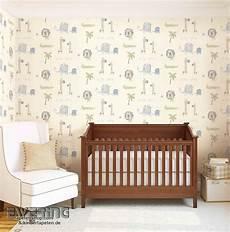 Niedliche Baby Und Kinderzimmer Mit Tapeten Tiny Tots