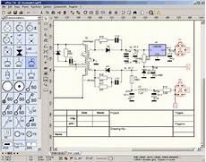 software para dise 241 o de diagramas electr 243 nicos simple y