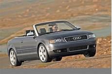 2006 audi s4 convertible top speed