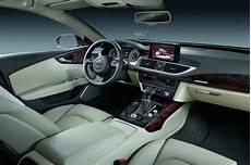 Audi A7 Innenraum - top gear 2011 audi a7 sportback