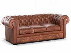canapé chesterfield convertible canap 233 chesterfield 3 places convertible 100 cuir londres