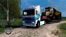 volvo clermont ferrand ets2 1 30 open beta volvo f16 luxembourg to clermont