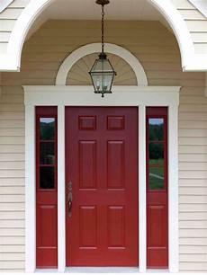 popular colors to paint an entry door diy