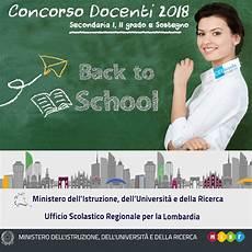 classe di concorso lettere cfiscuola concorso docenti si parte in lombardia