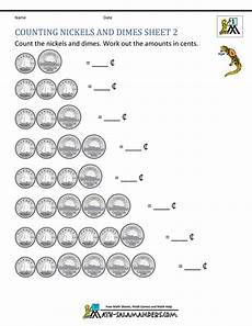 money worksheets pennies and nickels 2289 canadian money worksheets
