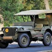 Willys MB Slat Grill / Ford Gpw WWII Military Jeep