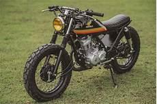 Honda Tmx Supremo Cafe Racer honda tmx 150 supremo brat tracker by revolt cycles