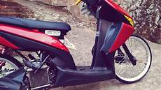 Modifikasi Honda Vario 110 by Simple Modifikasi Vario 110 Karbu