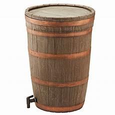 regentonne barrique weinfass mit zubeh 246 r 120 liter