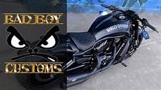 Harley Davidson Rod Quot Geo Black Quot By Bad Boy Customs