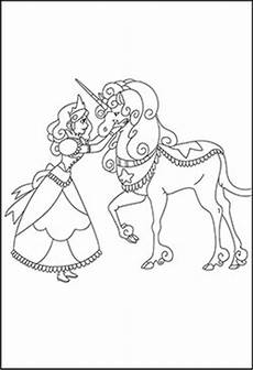 Einhorn Ausmalbild Prinzessin Fancy Ausmalbilder Einhorn Fee Bild Besten Malvorlagen