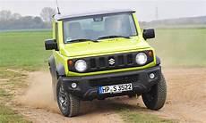 Suzuki Jimny Test Autozeitung De
