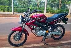 Warna Velg Motor Keren by Modifikasi Motor Yamaha Vixion Velg Jari Jari Koleksi