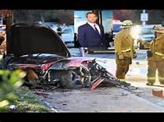 Paul Walker Dies Car Crash Footage Of Paul Horrible Car