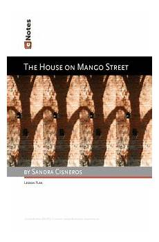 lesson plans for house on mango street the house on mango street lesson plan lesson plan