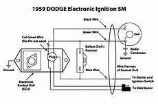viewing a thread my electronic ignition conversion dodge 1959