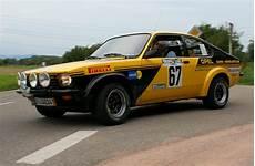 Opel Kadett C Gt E Rallye Foto Bild Sport Motorsport