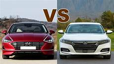 hyundai accord 2020 2020 hyundai sonata vs 2019 honda accord