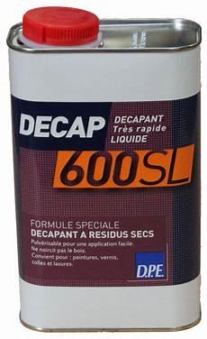 produit décapant peinture d 233 capant liquide tr 232 s rapide et sans rin 231 age decap 600 sl