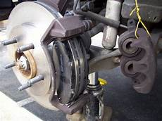 10k Outer Brake Pad Worn On Front Two Calipers Page