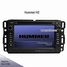 auto manual repair 2006 hummer h2 navigation system special features