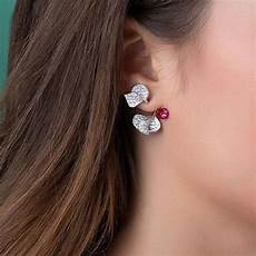 highjewelry hashtag instagram photos and videos stylish jewelry ruby earrings front