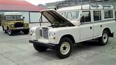Land Rover Defender Santana 109 Tour