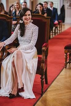 Je Vous Montre Ma Robe De Mariage Civil Mode And The City