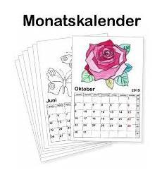Kinder Malvorlagen Kalender Kinderkalender 2021 Zum Ausmalen Ausdrucken Basteln